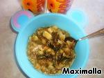 Овощное рагу рецепт для ребенка 2 года