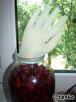 Вишнeвая (ягодная) наливка без добавления спирта, слабоалкогольная ингредиенты