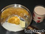 Ирис Тянучки на топлeном молоке ингредиенты