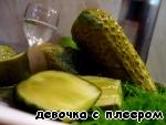 Огурцы малосольные Две корочки хлеба ингредиенты