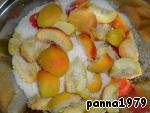 Персиковое варенье с коньяком ингредиенты
