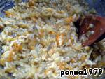 Перец, фаршированный овощным ассорти с рисом ингредиенты