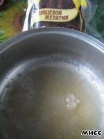 "Десерт ""Жозефина"" – кулинарный рецепт"