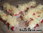 Крабовые шарики (СВЧ) - рецепт с фото на Хлебопечка.ру