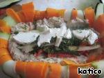 Рыбная запеканка Полосатик ингредиенты