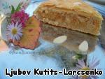 """Французский пирог  """"Pithiviers"""" ингредиенты"""