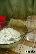 Кубэ манные с мясной начинкой в соусе ингредиенты