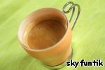 Раф-кофе по-домашнему – кулинарный рецепт