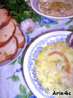 Молочные щи – кулинарный рецепт
