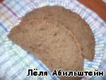 Хлеб ржаной домашний живой ингредиенты