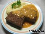 Рыбное суфле из детского сада – кулинарный рецепт