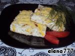 Сырно-творожная запеканка с кабачком и зеленью ингредиенты
