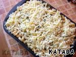 Макаронная запеканка с тушенкой и колбасным сыром ингредиенты