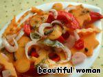 Закусочный салат из тыквы ингредиенты