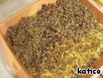 Гречнево-сырный рулет с грибами ингредиенты