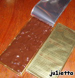 """Конфеты шоколадные несладкие """"Наша жизнь"""" и полусладкие """"Скажи, чииииз"""" ингредиенты"""