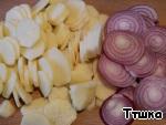 Запеченный картофель Криспи гратин ингредиенты