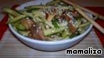 Хрустящий салат из свиных ушей ингредиенты
