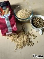 Мжаддара ингредиенты