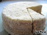 """Кокосово-айвовый торт """"Блондинка"""" ингредиенты"""