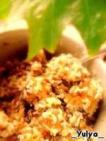 Австралийский рисовый пудинг ингредиенты