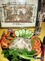 Плов по-египетски – кулинарный рецепт
