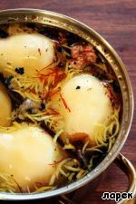 Груши в шафране – кулинарный рецепт