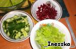 """Зеленый коктейль """"С бодрым утром!"""" – кулинарный рецепт"""