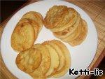 Десерт из запеченной ряженки с яблоками ингредиенты