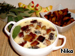 Чесночный суп – кулинарный рецепт