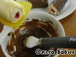 """Пирожное """"Суши"""" – кулинарный рецепт"""