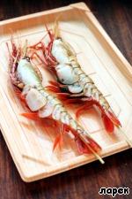 Чираши-суши ингредиенты
