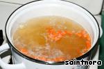 Суп в горшочке с яйцом и шпинатом ингредиенты