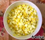 """Салат """"Лесная сказка"""" – кулинарный рецепт"""