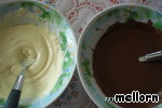 Творожно-шоколадная зебра ингредиенты