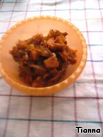Кростини с паштетом по-тоскански – кулинарный рецепт