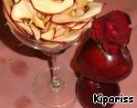 Яблочные чипсы ингредиенты