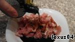 10.  Топим мясо в бальзамическом уксусе + 0.5 см над уровнем мяса.