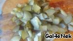 """Теплый картофельный салат """"Бодрячком"""" – кулинарный рецепт"""