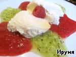 Воздушный ягодный мусс – кулинарный рецепт
