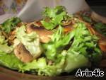 Зеленый салат ингредиенты