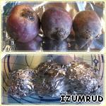 Закуска из свeклы с кедровыми орешками – кулинарный рецепт