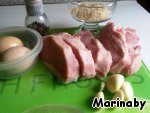 Take our products and prepare delicious rolls of pork.