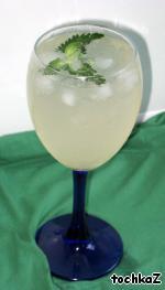 Напиток из ревеня Свежесть ингредиенты
