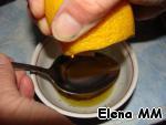 Lemon juice,