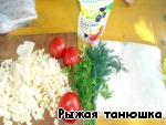 To cook all foods. Sliced cheese (different kinds of) small cubes.