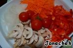 Запеканка Овощная ингредиенты