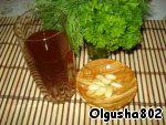 Ингредиенты для чесночно-квасного соуса