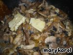 Add the mushrooms and remaining oil, fry for 10 minutes