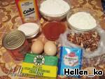 Торт медовый с грецкими орехами ингредиенты
